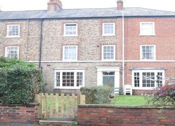 Thumbnail 1 bed flat to rent in Langton Road, Norton, Malton