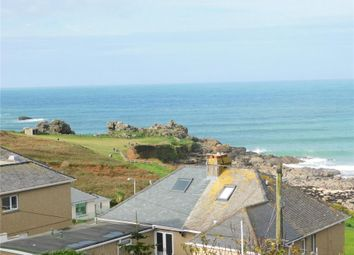 Thumbnail 2 bed semi-detached bungalow for sale in Westward Road, St Ives, Cornwall