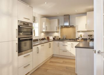 "Thumbnail 3 bed flat for sale in ""Farriers House"" at Racecourse Road, Newbury"