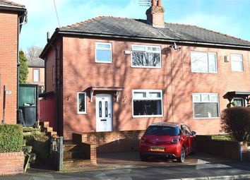 Thumbnail 3 bed semi-detached house for sale in Hollins Rd, Hollins, Oldham
