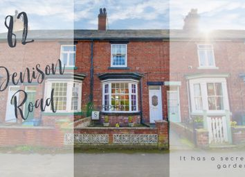 Thumbnail 3 bed terraced house for sale in Denison Road, Selby