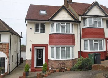 Thumbnail 4 bedroom semi-detached house for sale in Dove House Gardens, London