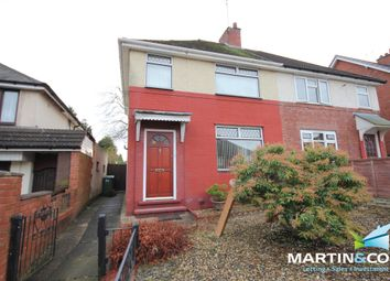 Thumbnail 3 bed semi-detached house to rent in Valentine Road, Oldbury