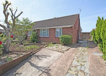 Thumbnail 2 bed semi-detached bungalow for sale in Orchard Way, Topsham, Exeter
