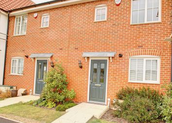 Thumbnail 2 bed property for sale in Windmill Loke, North Walsham