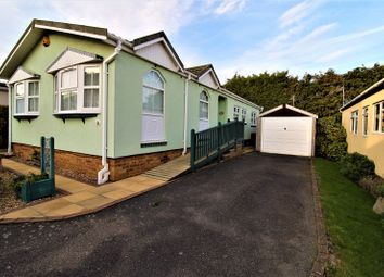 Thumbnail 2 bed mobile/park home for sale in Long Close, Lower Stondon