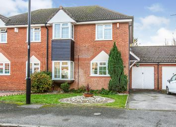 Cooper Way, Cippenham, Slough SL1. 2 bed semi-detached house for sale