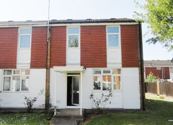 Thumbnail 3 bed end terrace house to rent in Selkirk Road, Leicester