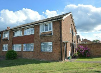 Thumbnail 2 bed maisonette for sale in Larkspur Way, West Ewell, Epsom
