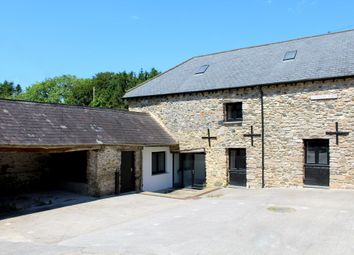 Thumbnail 3 bed barn conversion for sale in South Brent