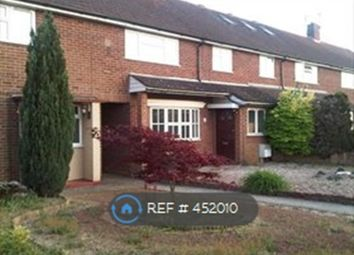 Thumbnail 4 bed terraced house to rent in Aldworth Close, Reading