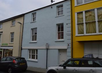 Thumbnail 2 bed flat to rent in Upper Market Street, Haverfordwest