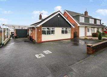 Thumbnail 2 bed detached bungalow for sale in High View Road, Leek, Staffordshire