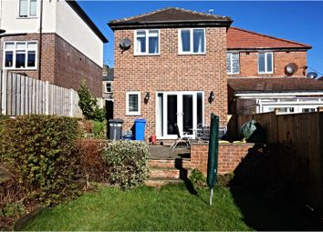 Thumbnail 3 bed semi-detached house for sale in Beely Road, Sheffield
