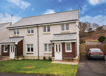 Thumbnail 3 bed semi-detached house for sale in Wordie Road, Stirling
