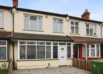 Thumbnail 3 bed terraced house for sale in Templeton Avenue, London