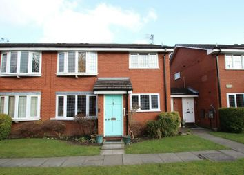 Thumbnail 2 bed flat for sale in Church Court, Cecil Road, Hale