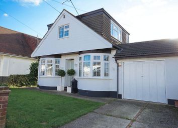 Thumbnail 4 bed detached house for sale in Thundersley Church Road, Benfleet