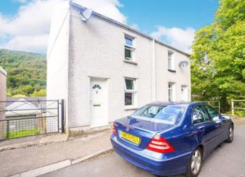 Thumbnail 2 bed semi-detached house for sale in Canal Terrace, Abercarn, Newport