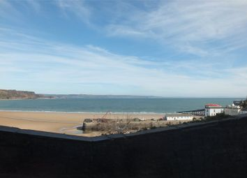 Thumbnail 1 bed flat for sale in Flat 2-, Belle Vue Court, Crackwell Street, Tenby