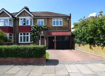 Thumbnail 4 bed semi-detached house to rent in Cranmer Road, Hampton Hill, Hampton
