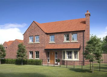 Thumbnail 4 bed detached house for sale in House 13 - The Langthorpe, Slingsby Vale, Ferrensby, Near Knaresborough, North Yorkshire
