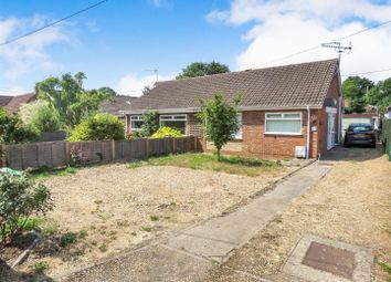 Thumbnail 2 bed semi-detached bungalow for sale in Chapel Road, Earith, Huntingdon