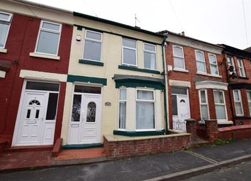 Thumbnail 3 bed terraced house for sale in Charlcombe Street, Birkenhead, Merseyside