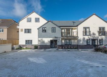 Thumbnail 2 bed flat for sale in Carnsew Road, Hayle, Cornwall