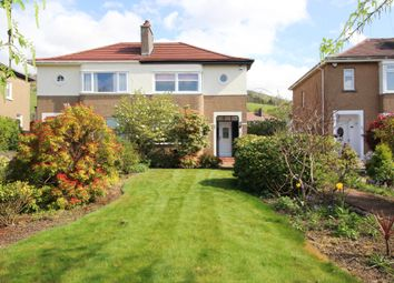 Thumbnail 3 bed semi-detached house for sale in 20 Kirk Crescent, Old Kilpatrick