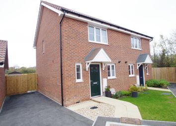 Thumbnail 2 bed semi-detached house for sale in Hantone Close, Chivenor, Braunton
