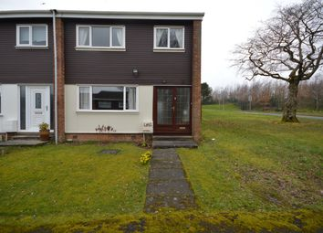 Thumbnail 3 bed end terrace house for sale in Mull, East Kilbride, Glasgow