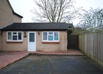 Thumbnail 1 bed terraced bungalow for sale in Burwell Close, Witney