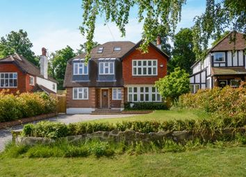 Thumbnail 6 bed detached house to rent in Baron's Hurst, Epsom