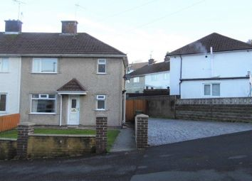 Thumbnail Semi-detached house for sale in Heol Illtyd, Llantrisant, Pontyclun, Mid Glamorgan