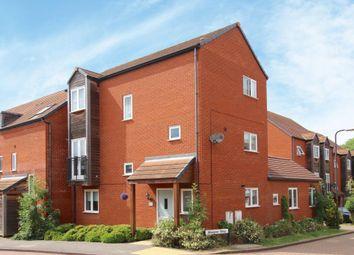 Thumbnail 4 bedroom end terrace house for sale in Turneys Drive, Wolverton Mill, Milton Keynes