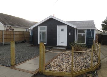 Thumbnail 3 bedroom detached bungalow for sale in Fakes Road, Hemsby, Great Yarmouth