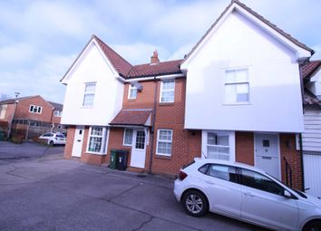 Thumbnail 3 bed terraced house to rent in Ratcliff Court, Kelvedon, Colchester