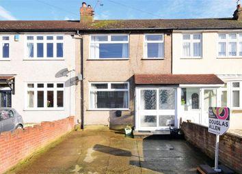 Thumbnail 3 bed terraced house for sale in Beechwood Gardens, Rainham, Essex