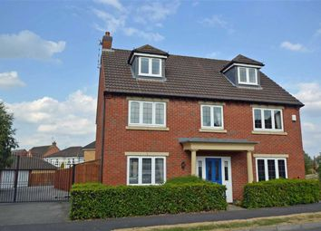 Thumbnail 5 bed detached house for sale in Lady Hay Road, Leicester