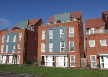 Thumbnail 4 bed semi-detached house to rent in Ambassador Walk, Eastleigh