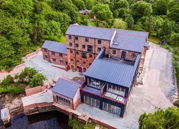 Thumbnail 2 bed flat for sale in Apartment 3, Mytton Mill, Forton Heath, Shrewsbury