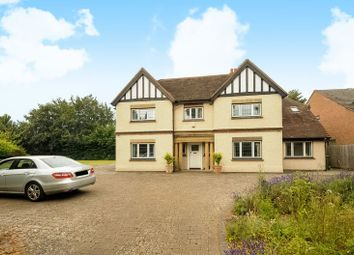 Thumbnail 5 bed detached house for sale in Norman Avenue, Abingdon