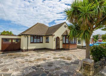 Thumbnail 3 bed detached bungalow for sale in Samuels Drive, Southend-On-Sea