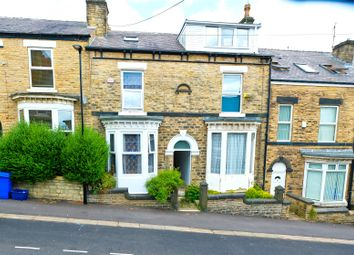 Thumbnail 4 bed terraced house for sale in Warrington Road, Crookes, South Yorkshire