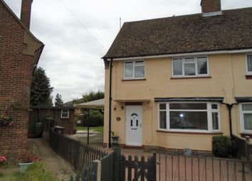 Thumbnail 3 bed semi-detached house to rent in Huntingdon Road, Kempston, Bedford