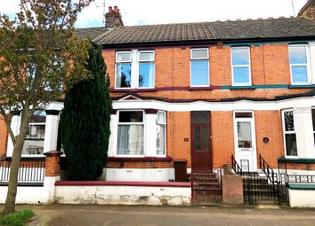 Thumbnail 3 bed terraced house for sale in Carlton Avenue, Gillingham