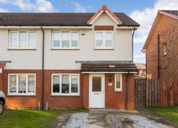 Thumbnail 3 bed semi-detached house for sale in Andrew Paton Way, Hamilton, South Lanarkshire, United Kingdom