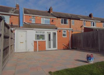 Thumbnail 3 bed end terrace house for sale in St. Ives Road, Leicester, Leicestershire