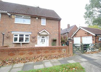 Thumbnail 3 bed semi-detached house for sale in Bewick Crescent, Newton Aycliffe, Co. Durham